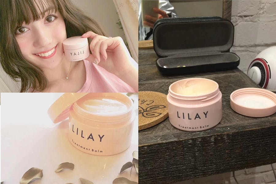 微濕髮造型 LILAY Treatment Balm|美周報