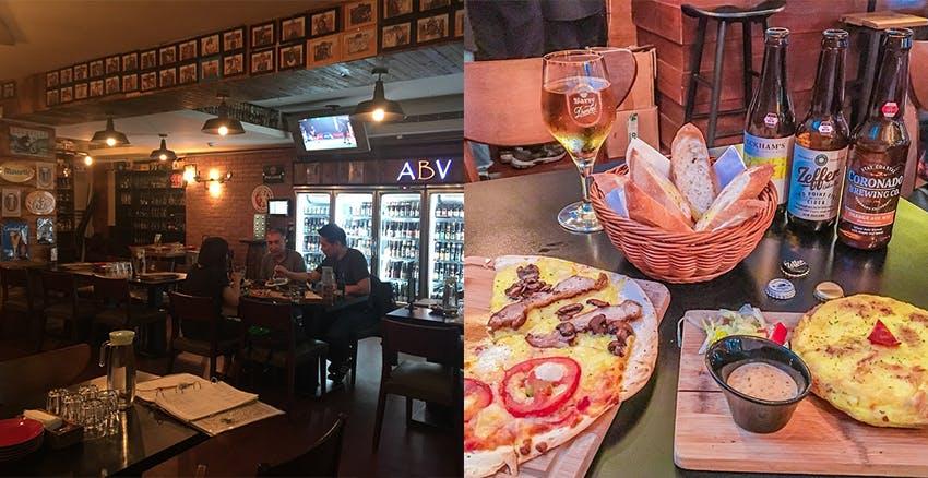 ABV Bar & Kitchen 加勒比海餐酒館-精釀啤酒餐廳|美周報