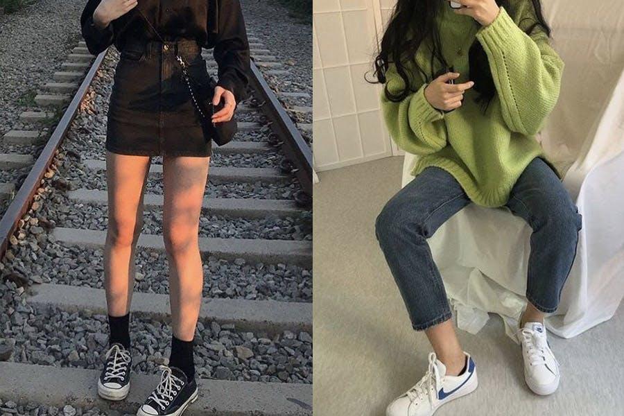 穿搭技巧 腿型修飾 鞋款選擇|美周報