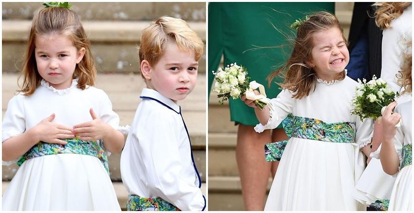 英國夏綠蒂小公主|美周報