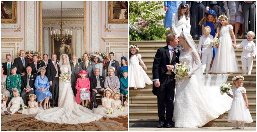 英國皇室婚禮|美周報
