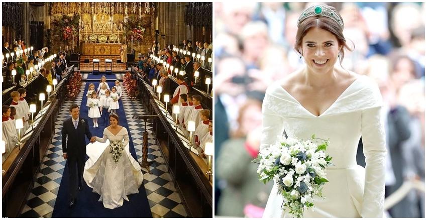 皇室婚禮婚紗|美周報