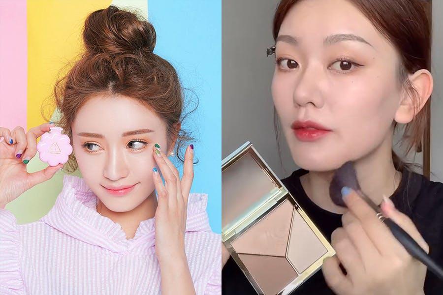 化妝技巧 妝容教學 新手妝|美周報