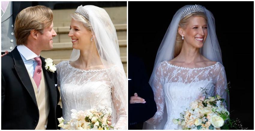 Lady Gabriella Windsor婚禮|美周報