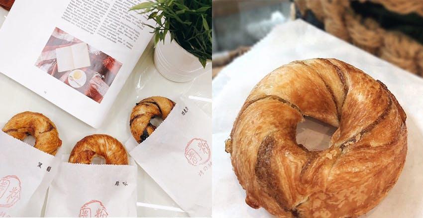 烤の甜甜圈 圈粉|美周報