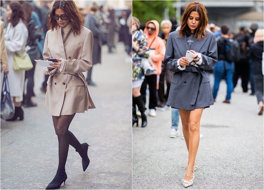時尚 造型 褲款 緊身褲 開岔褲 開岔緊身褲 ChristineCetenera