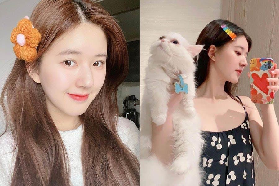 趙露思 髮型 髮型推薦 甜美系髮夾|美周報
