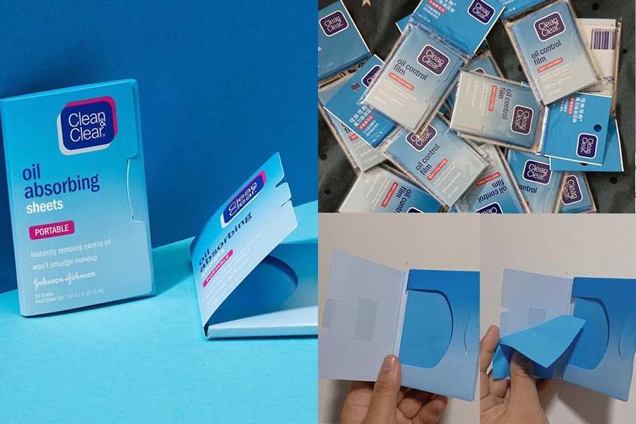 吸油面紙推薦 Clean&Clear可伶可俐 魔力吸油面紙|美周報