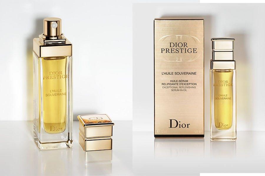 Dior精萃再生皇后玫瑰精露 美周報