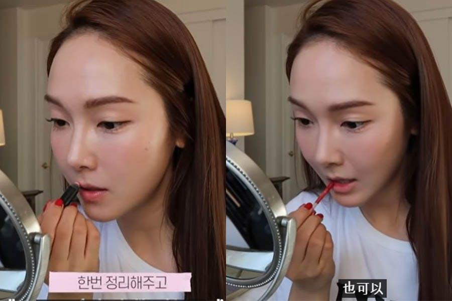jessica 化妝步驟 教學 淡妝|美周報
