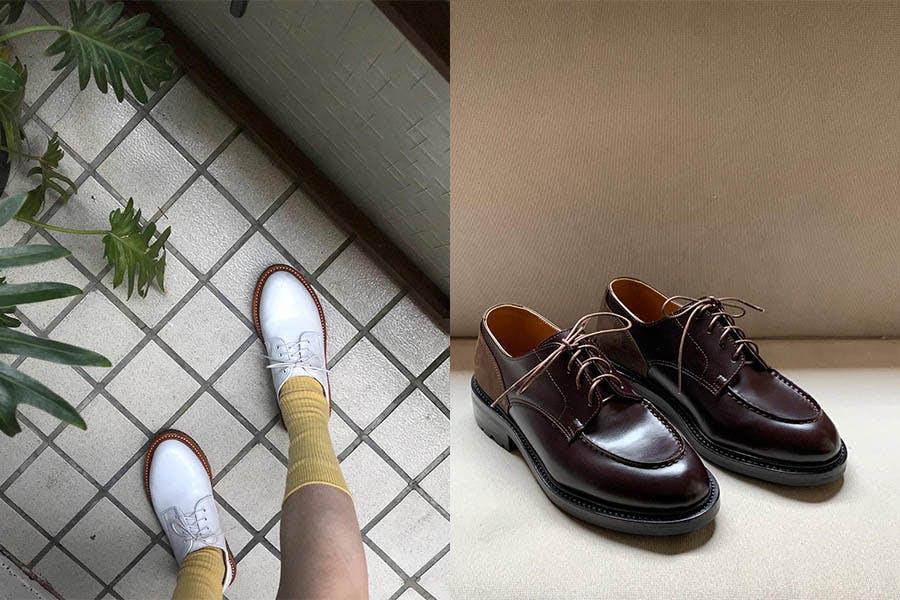 #手工訂製鞋推薦|chenjingkai office