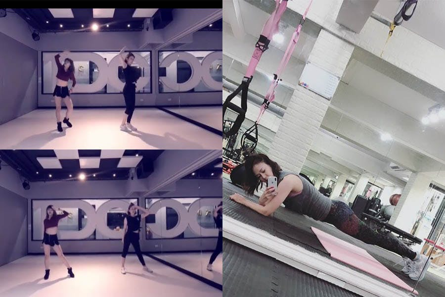 melody 殷悅 身材 保養 體態 運動|美周報