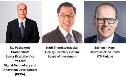The Roads Traffic Expo Thailand 2020 Keynote Speakers Announced