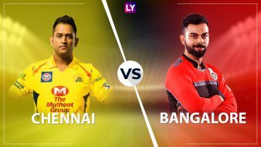 Csk Vs Rcb Live Score Updates Ipl 2020 Catch Live Scorecard And Commentary Of Chennai Super Kings Vs Royal Challengers Bangalore Yahoo Cricket