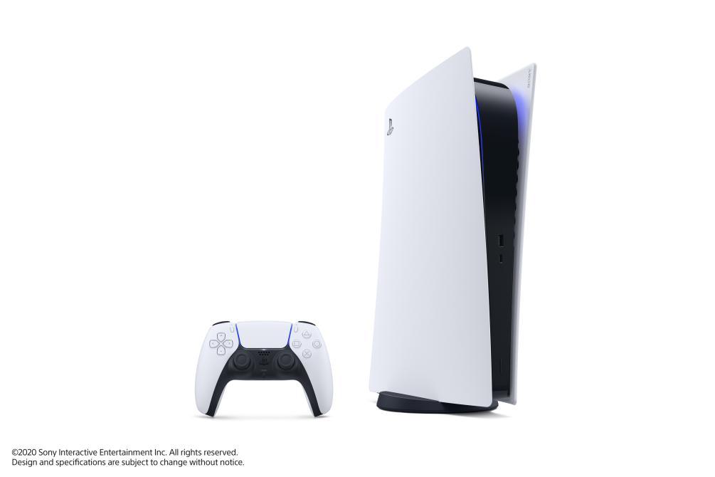 Primeras imágenes del PlayStation 5