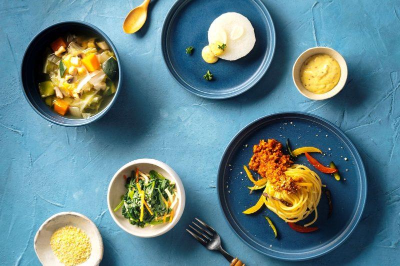 免費蔬食食譜上限!百道美味料理提供校園午餐多元創意新作法