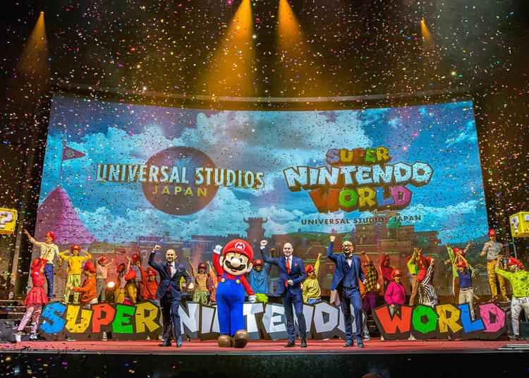 2020年1月的發表會 圖片提供:日本環球影城(Universal Studios Japan)