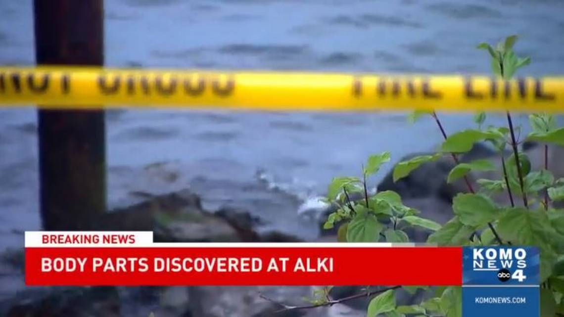Police identify bodies found in suitcases on Seattle beach by teens recording TikTok