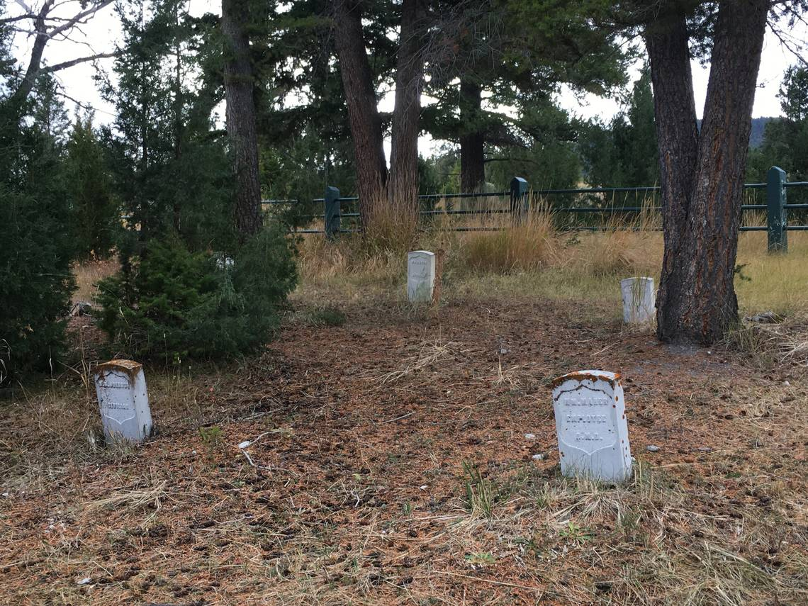 Treasure hunter dug through Yellowstone cemetery looking for famous bounty, feds say