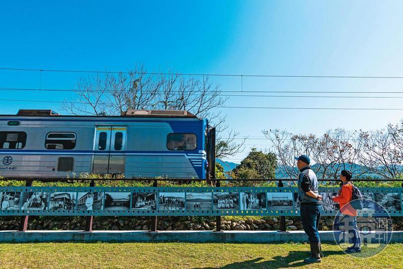 台東無人小站的華麗轉身!體驗鐵路旁露營、喝咖啡、看展覽的滋味