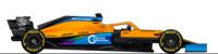 McLaren-Renault MCL35