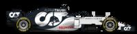 AlphaTauri-Honda AT01