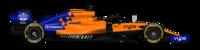 McLaren-Renault MCL34