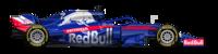 Scuderia Toro Rosso-Honda STR14