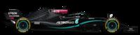 Mercedes F1 W11 EQ Power+