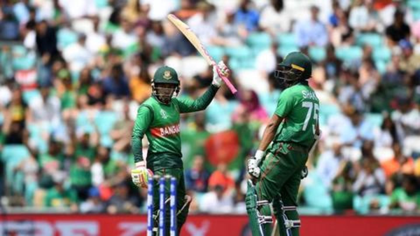 Bangladesh beat South Africa: Here are the records broken