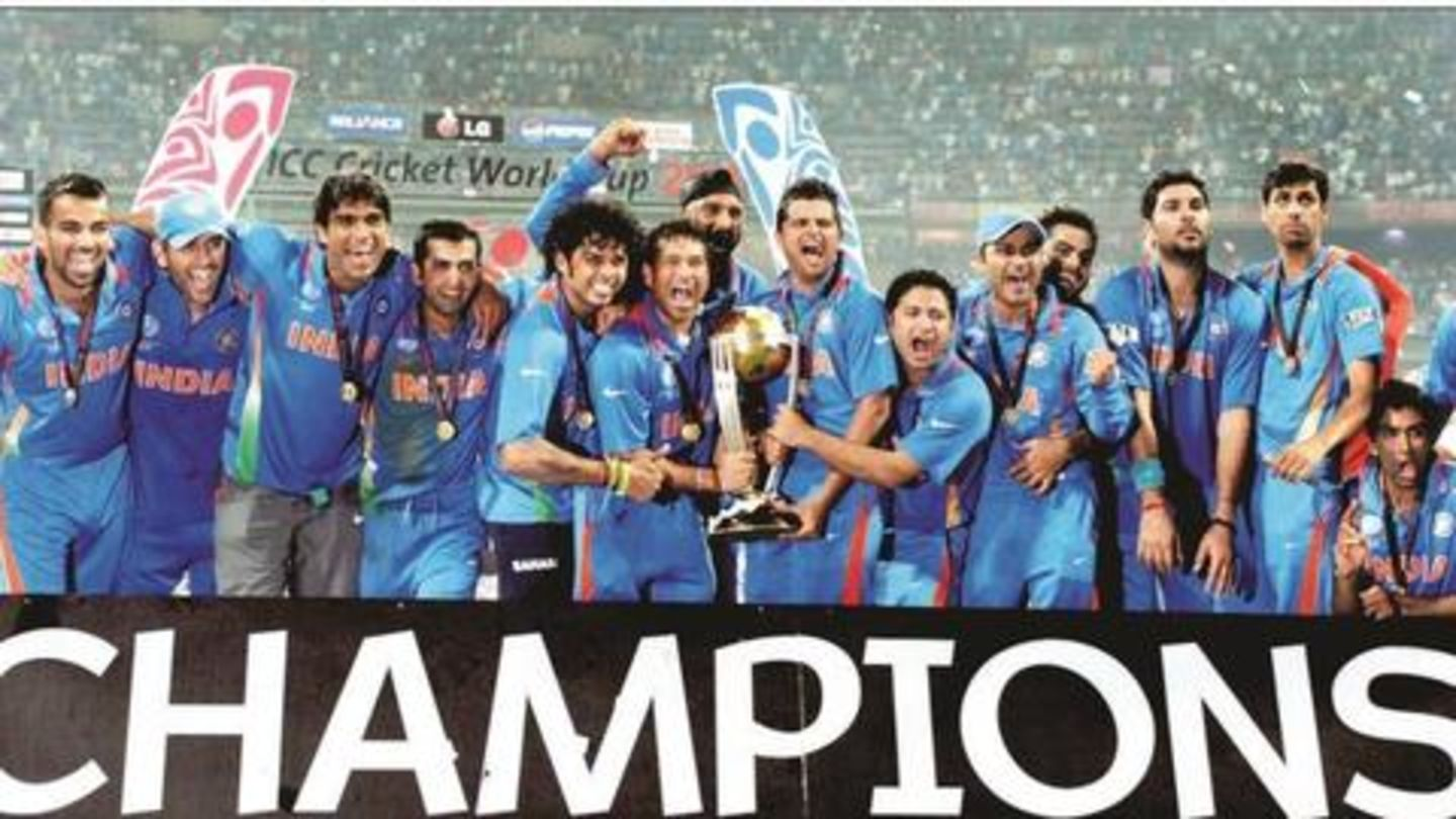 Here S A Look At India S Top Cricket World Cup Matches