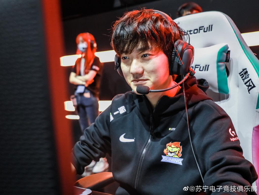 SwordArt正式成為自由選手。圖:翻攝自Suning微博