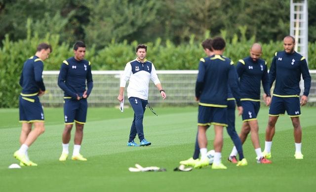 Pochettino was appointed Tottenham head coach in May 2014 (Adam Davy/PA)