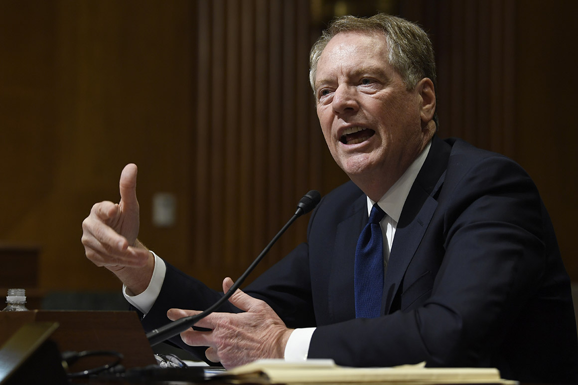 Neal: Democrats, Lighthizer have resolved some USMCA issues