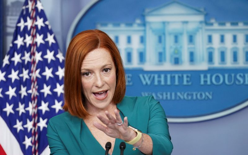 COSMO  Biden aide Psaki may have violated ethics law: Watchdog
