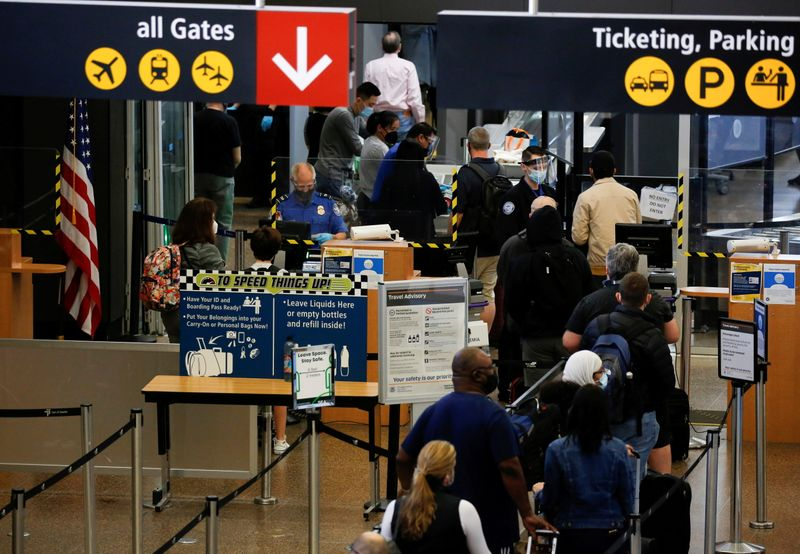 COSMO  U.S. to lift curbs from Nov. 8 for vaccinated foreign travelers  - White House