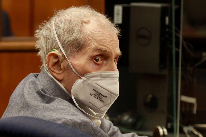 Real estate heir Robert Durst convicted of murder in California