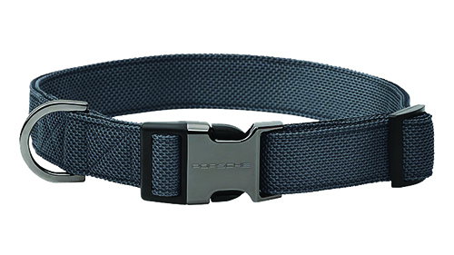 Porsche Dog Collar with branded zinc-alloy buckle