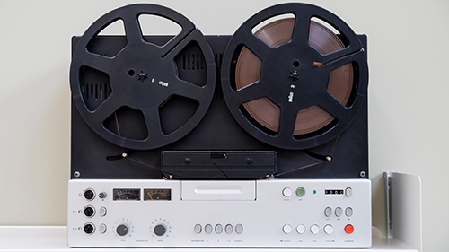 Braun TG1000 tape recorder