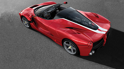 2017 Ferrari LaFerrari