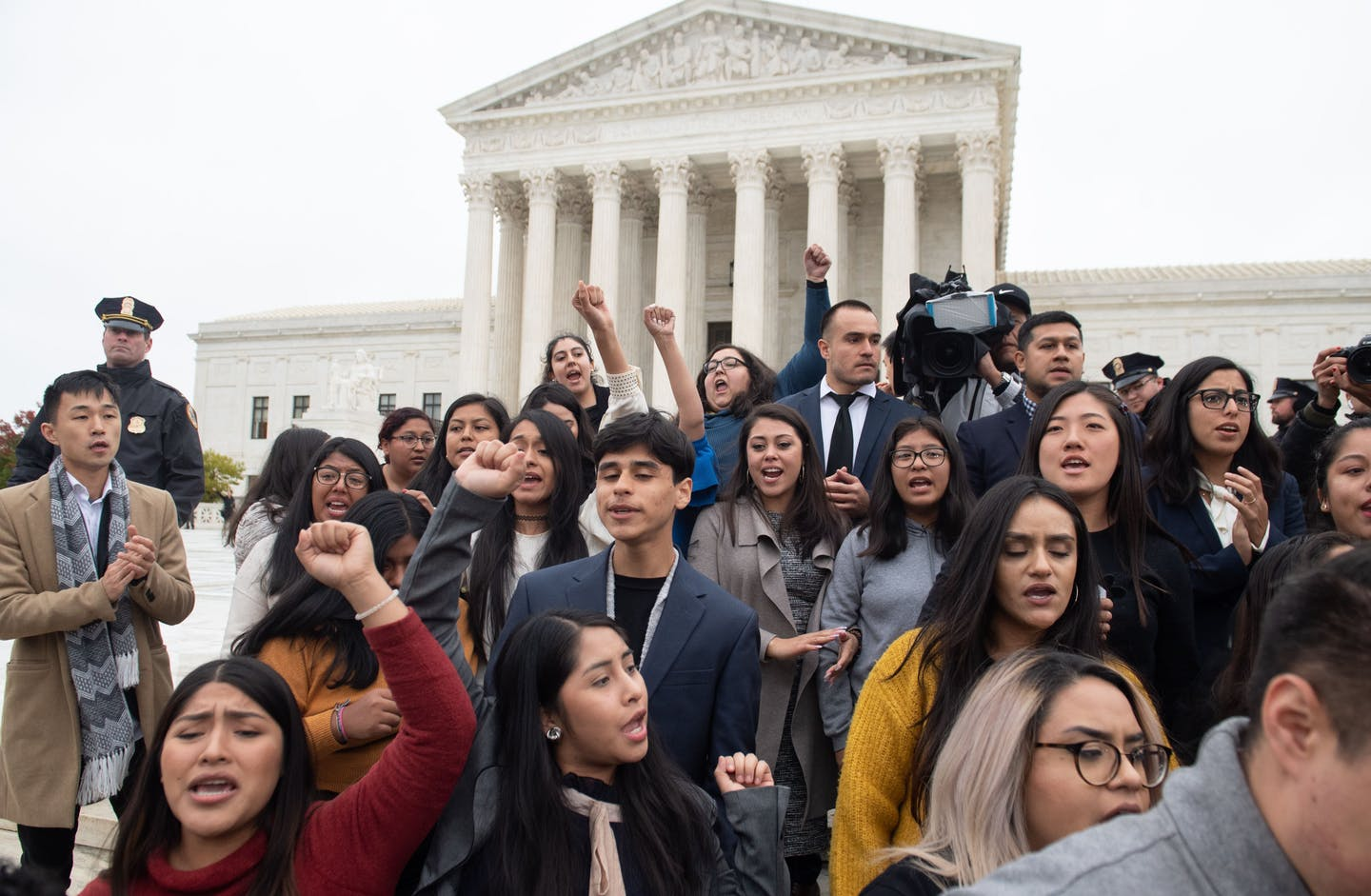 Supreme Court DACA decision isnt just about Dreamers -- its about whether the White House has to tell the truth
