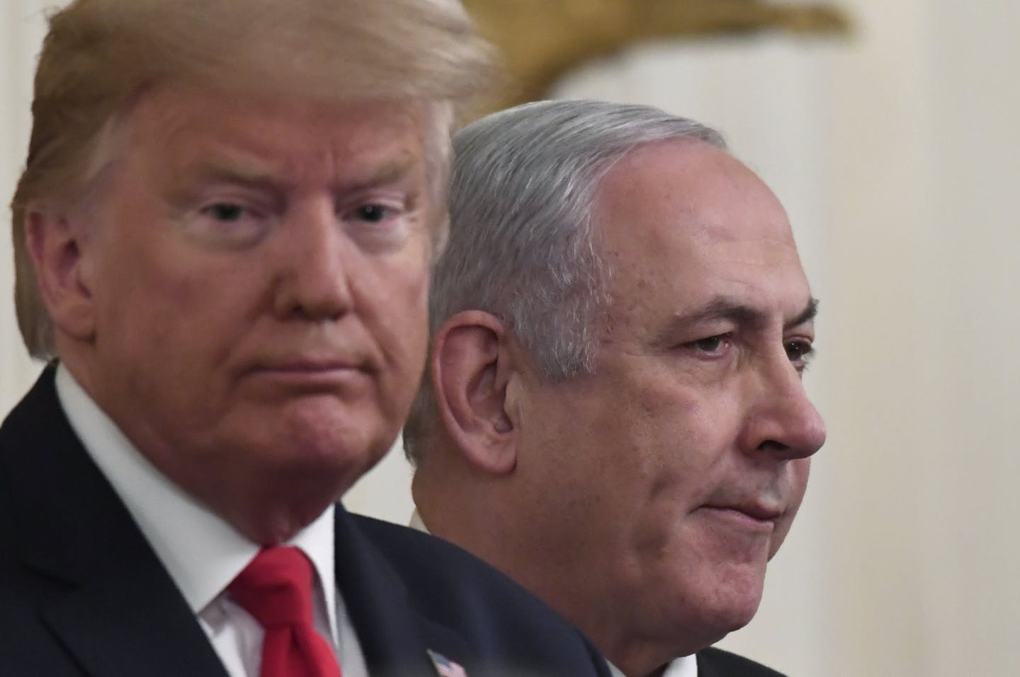 Has Trump proposed a Middle East peace plan – or terms of surrender for the Palestinians?
