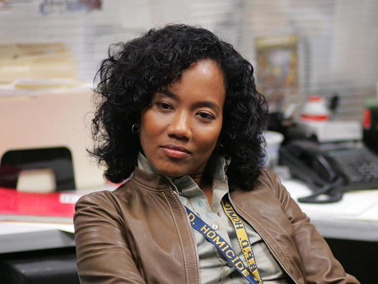 The Wire star Sonja Sohn arrested for drug possession in North Carolina