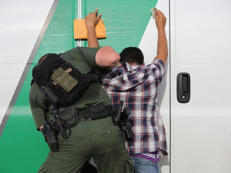 Border patrol agents mock migrants with racist messages in Facebook group