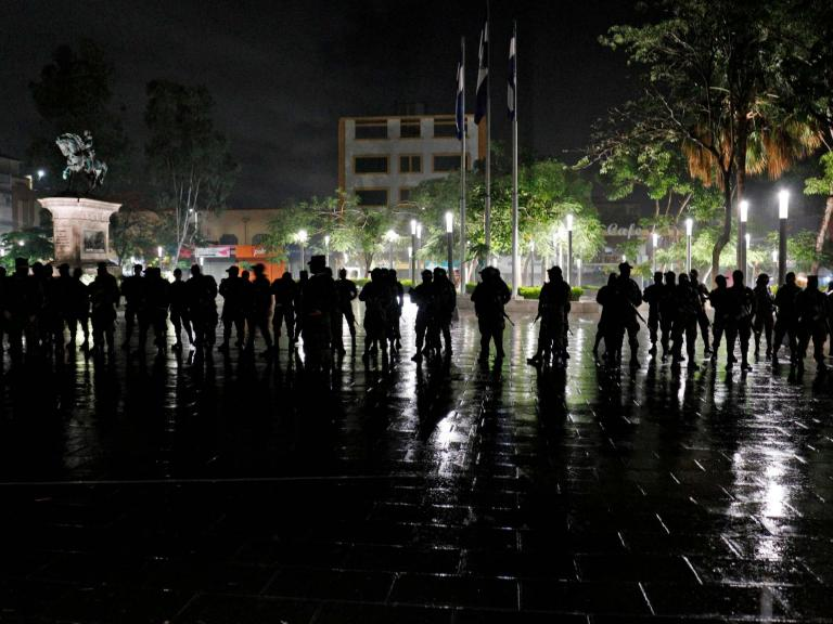 El Salvador's new president celebrates countrys first day without a murder for two years