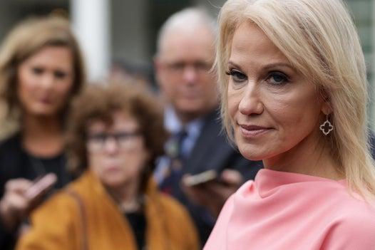 Kellyanne Conways husband mocks her on Twitter while slamming Trump over impeachment scandal