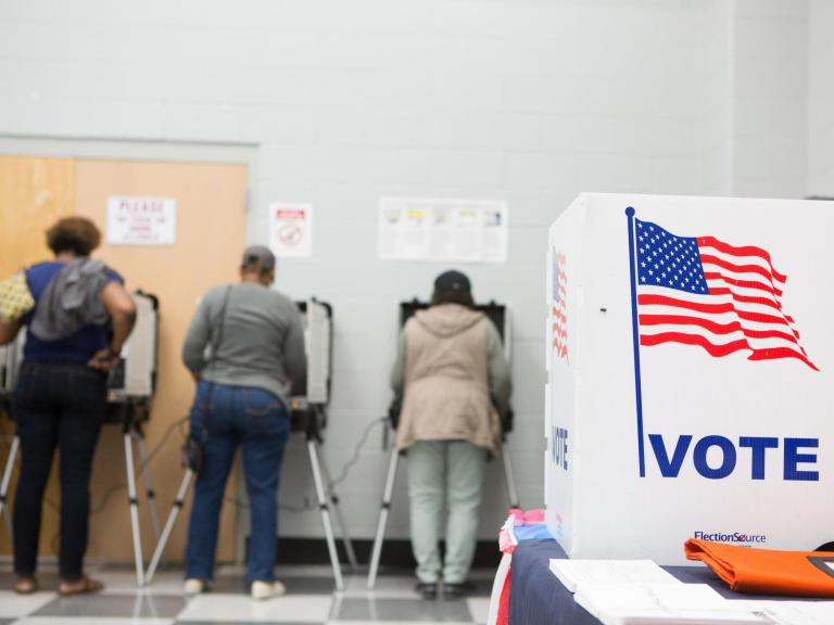 Georgia could be ordered to use paper ballots over fears electronic voting machines vulnerable to hacking