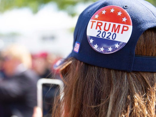 Four states will determine who wins the 2020 US presidential race, analysts say