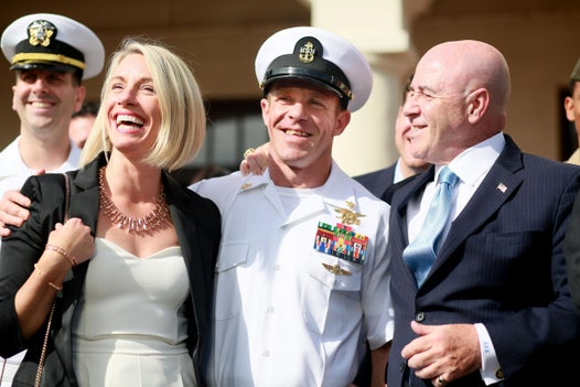 Eddie Gallagher: Navy Seal reinstated by Trump described as freaking evil by comrades, leaked testimony reveals