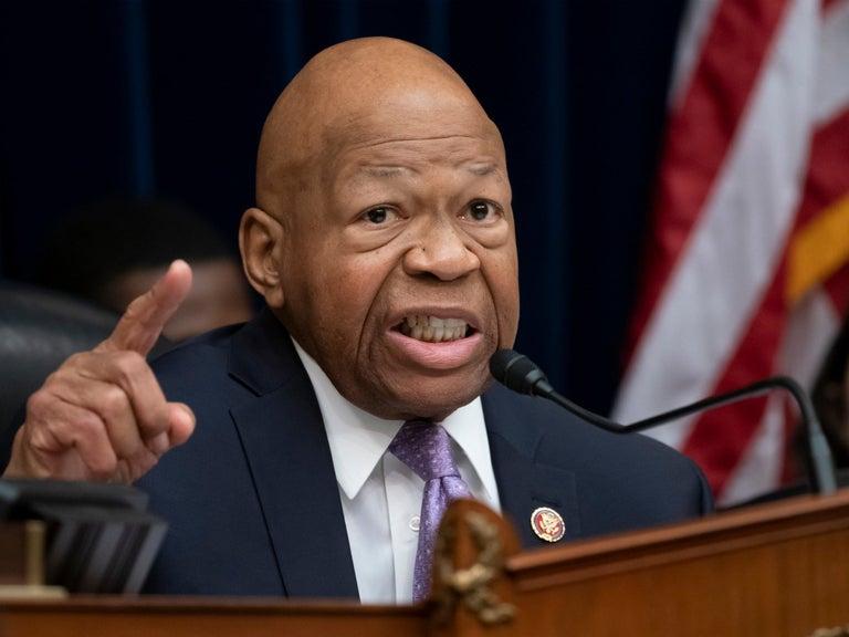Trump racist tweets: Democrat Elijah Cummings says constituents are 'scared' of president